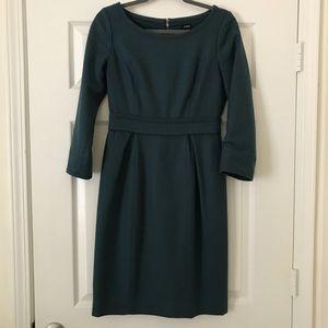 J. Crew Wool Dress
